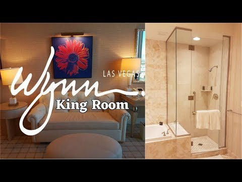 WYNN Las Vegas - King Room Tour (2018)