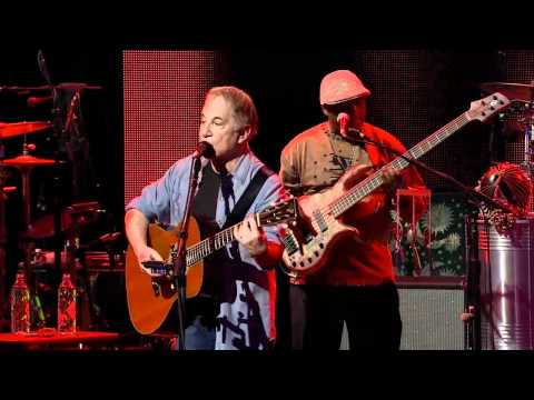 Paul Simon - 50 Ways To Leave Your Lover - Live at iTunes Festival