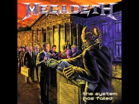 Megadeth - Die Dead Enough