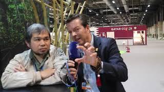 Valencia Stereo y el Forum Calidad en la Cumbre del Clima COP25