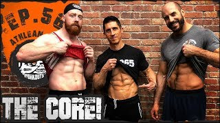 Athlean X Core with Cesaro | Ep.56 Abs Workout