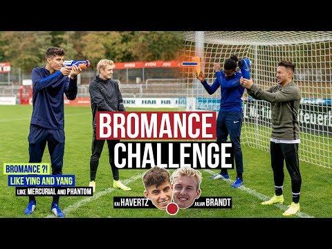 WER ist BESSER in FORTNITE ?! | HAVERTZ & BRANDT | BROMANCE CHALLENGE