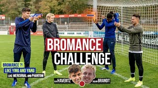 Who´s better on FORTNITE ?! | HAVERTZ & BRANDT | BROMANCE CHALLENGE