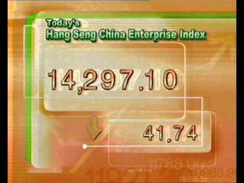 HS China Entreprises Index
