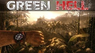 Green Hell #001 | Extreme Survival am Amazonas | Gameplay German Deutsch thumbnail