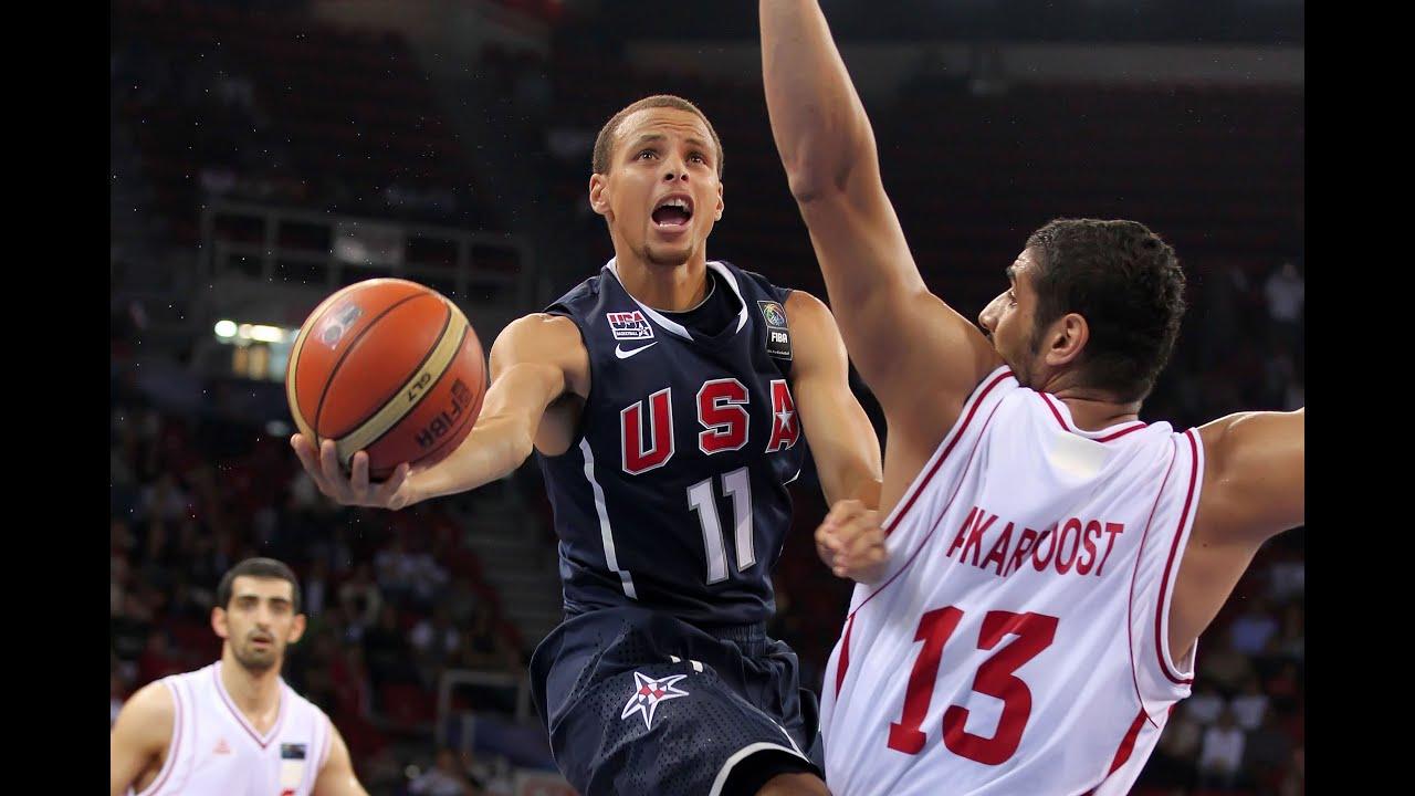 #LASTTIMETHEYMET Iran v USA | 2010 FIBA World Championships