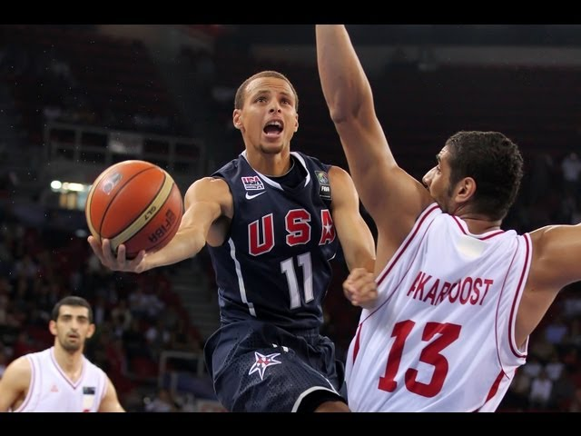 Iran vs. USA - 2010 FIBA World Championships - www.fibatv.com Travel Video