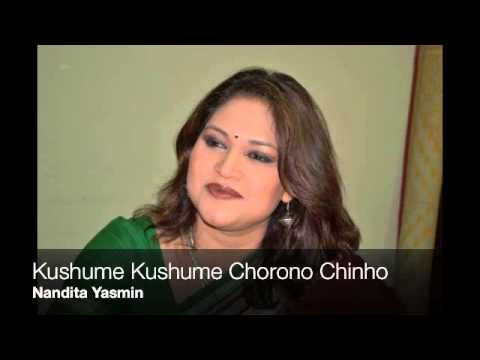 Kushume Kushume Chorono Chinho by Nandita Yasmin