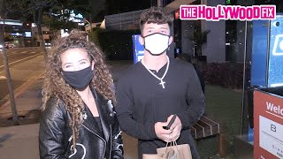 Download Tony Lopez & Sofie Dossi Speak On Their Relationship When Exclusively Spotted On Their First Date Mp3 and Videos