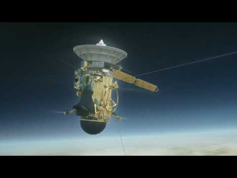 Adiós Cassini y ¡Gracias!, por esto: