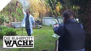 Fremder Mann verlangt Geld von Kind: Kranker Psycho am Werk | Die Ruhrpottwache | SAT.1 TV