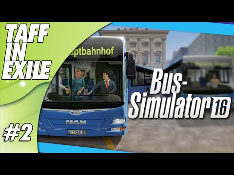 Bus Simulator 16 - Setting up our Business