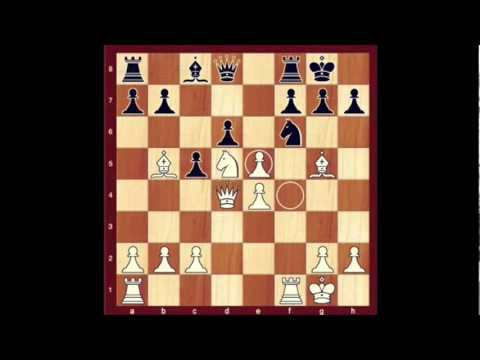 Spanish Game: Berlin Defense chess trap 18