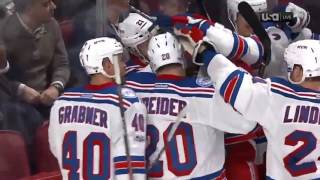 Rangers-Canadiens Game 5 - Mika Zibanejad OT Goal (All Feeds)