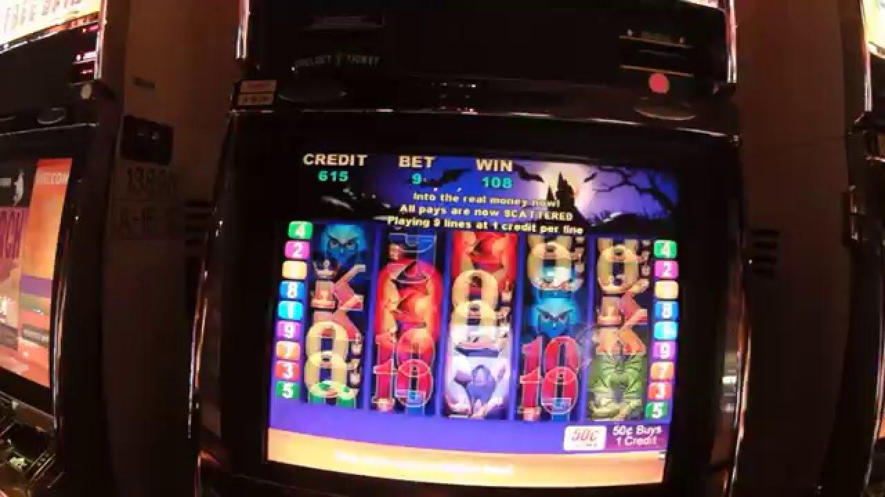 Scatter Magic Slot Machine
