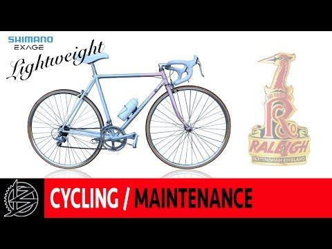 Raleigh lightweight Restoration Special Edition Road Bike