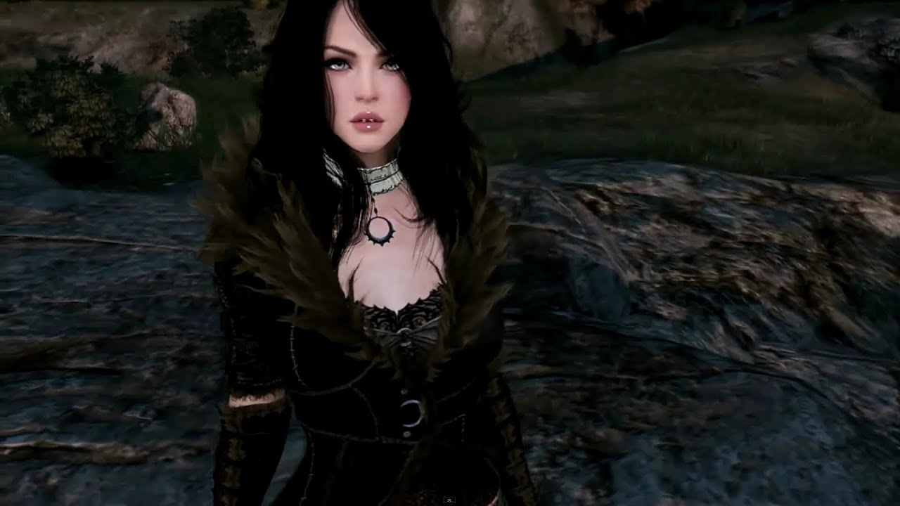 Final Fantasy Girl Wallpaper Black Desert Online First Look Youtube