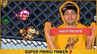 Super Mario Maker 2: Endless Expert #2: This Is Too Fun!