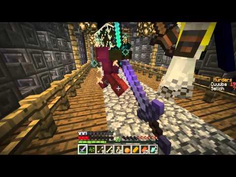Minecraft:Прохождение карты ''The way of Knight'' №1