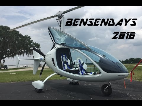 Bensen Days 2016 Gyroplane Event USA