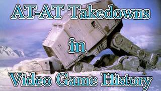 Baixar Evolution of AT AT Walker Takedowns in Star Wars Video Games (1982-2020) with Sound