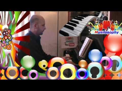 Lucio Dalla L'anno che verrà : video musica cover : piano & voce