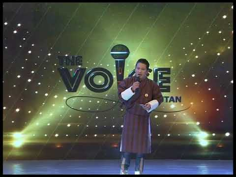 The Voice of Bhutan - SEASON 1, (1st EPISODE)