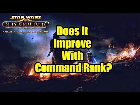 Do Command Crates in 5.2 Drop More Tier gear?