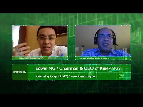 LiveTrades.TV Interview with CEO of Fintech Leader KinerjaPay (KPAY)