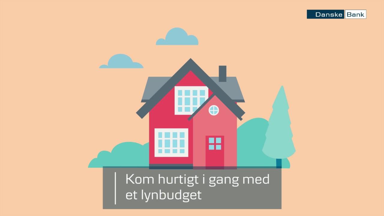 Match din boligsøgning med dit budget