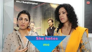 Interview of Eisha Chopra & Shriswara |'The Great Indian Dysfunctional Family