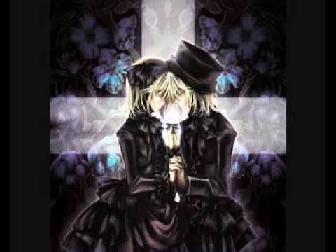 "Kagamine Rin & Len ""Dance Site of Darkness"" off vocal version"