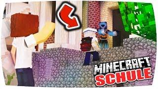 Minecraft Schule: Der VERRÜCKTE 1. Schultag! | (Minecraft Roleplay) • #01
