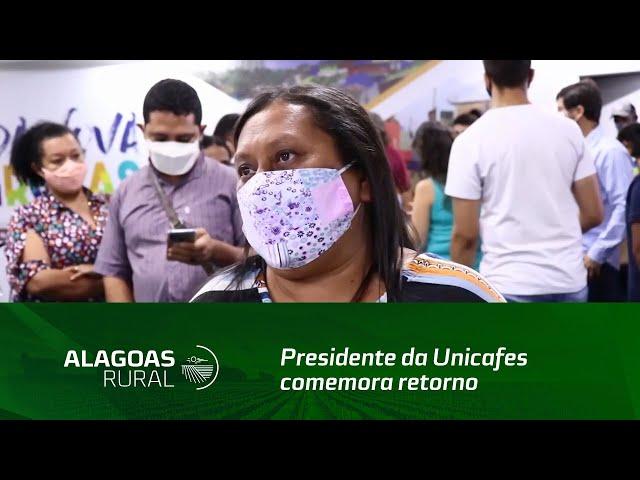Presidente da Unicafes comemora retorno de programas sociais