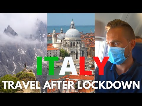 Italy After Lockdown - A Travel Documentary (Venice, Dolomites, Milan)