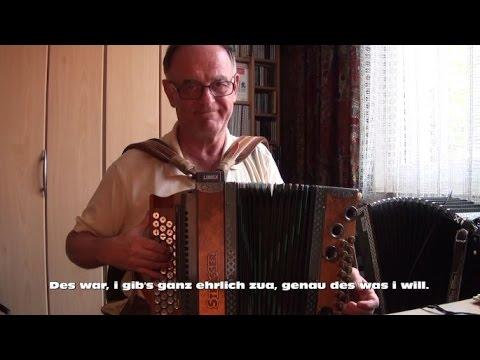 A Musikant im Trachteng'wand