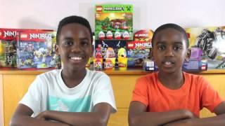 Nouvelle chaîne YouTube pour enfants - New Kids Toy Channel | K-Boyz TV