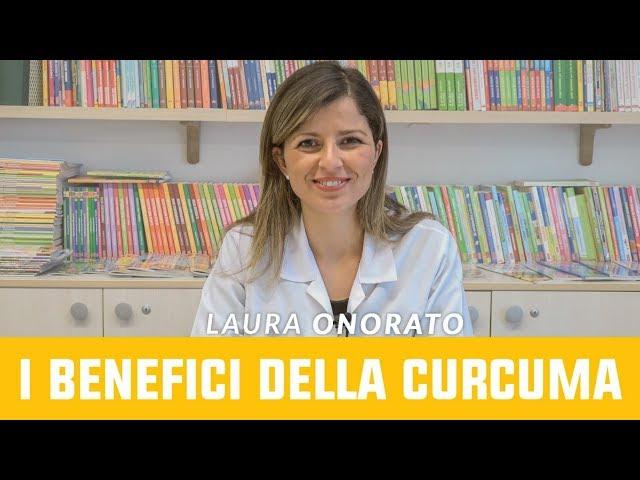 I benefici della curcuma
