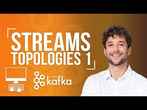 Kafka Streams Programming - WordCount Topology