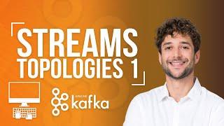 Kafka Streams Programming - Word Count Topology