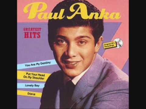 Paul Anka- Diana