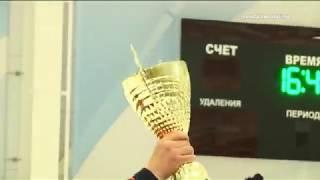В Ревде завершился турнир по хоккею на призы УГМК. Главный кубок уехал в Серов