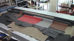 Beginning auto upholstery