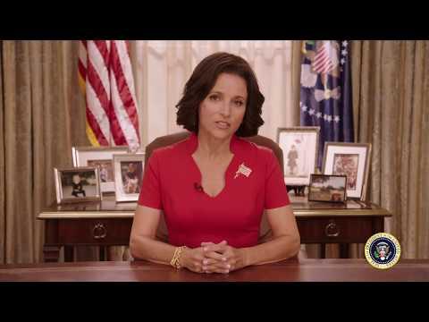 Veep - Selina's Post-Election Address