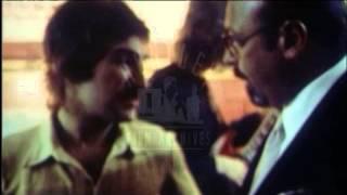 Rolling Stones and Ahmet Ertegun, 1970's - Film 93018