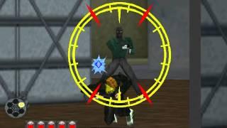 Virtua Cop 2 (Full Gameplay)