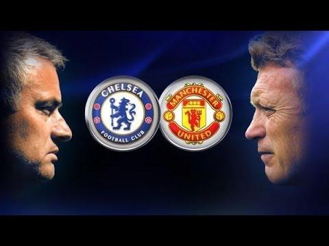 Челси - МЮ [FIFA 14] 22 тур Английской Премьер-Лиги