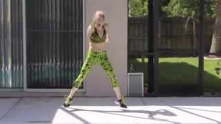 Hit the Floor (the power)-zumba