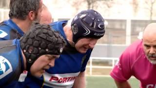 Termina la temporada de rugby con 72 años y quiere seguir