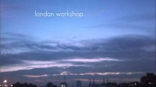 london workshop short mix series - delic - wiggle factor - march 2013 - techno - tech house
